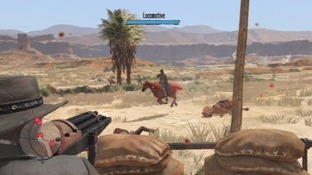 Red Dead Redemption PS3 - Screenshot 1029