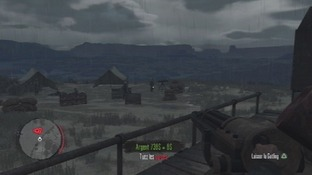 Red Dead Redemption PS3 - Screenshot 1035