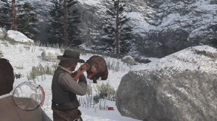 Red Dead Redemption PS3 - Screenshot 1062