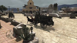 Test Red Dead Redemption PlayStation 3 - Screenshot 253