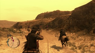 Test Red Dead Redemption PlayStation 3 - Screenshot 254