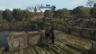 Test Red Dead Redemption PlayStation 3 - Screenshot 255