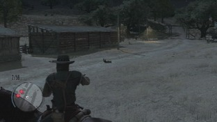 Red Dead Redemption PS3 - Screenshot 996