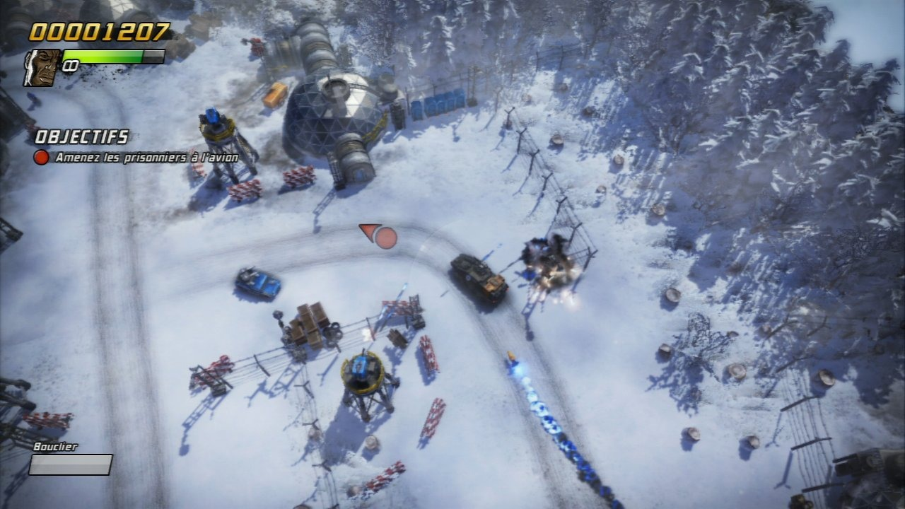 Renegade Ops : Coldstrike Campaign