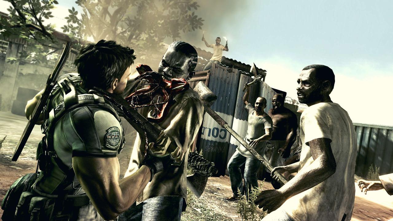 jeuxvideo.com Resident Evil 5 - PlayStation 3 Image 27 sur 442