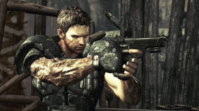حصري:   ~ Resident Evil 5 Gold Edition ~ صور جديدة