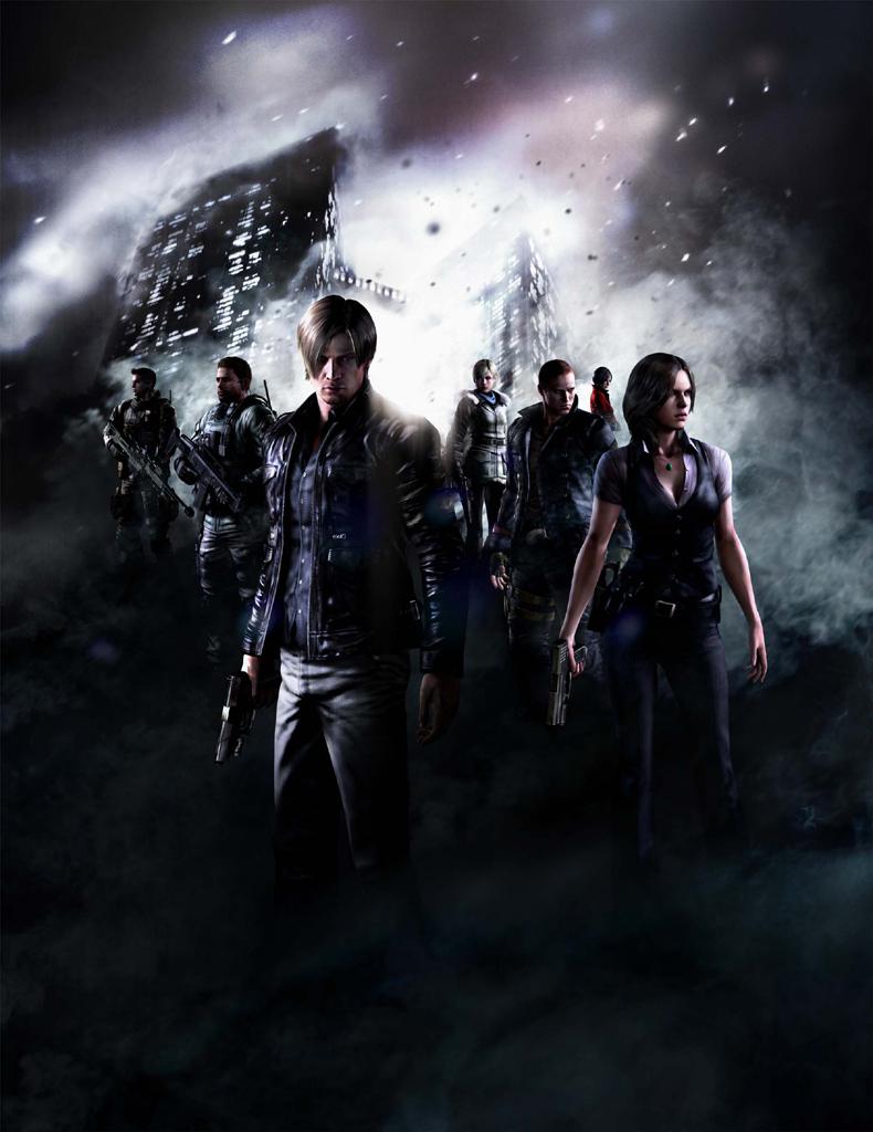 Скачать бесплатно Resident Evil 6 v.1.0.5.153 (2013/RUS/ENG/Repack от