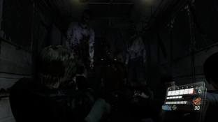Test Resident Evil 6 PlayStation 3 - Screenshot 240