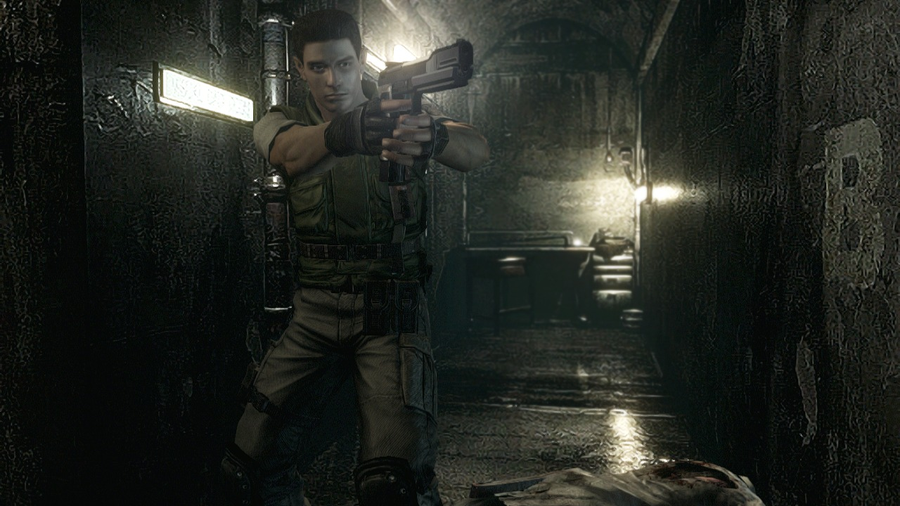 Resident Evil Rebirth HD : Images, et trailer de gameplay + DLC gratuit  Resident-evil-playstation-3-ps3-1407232942-003