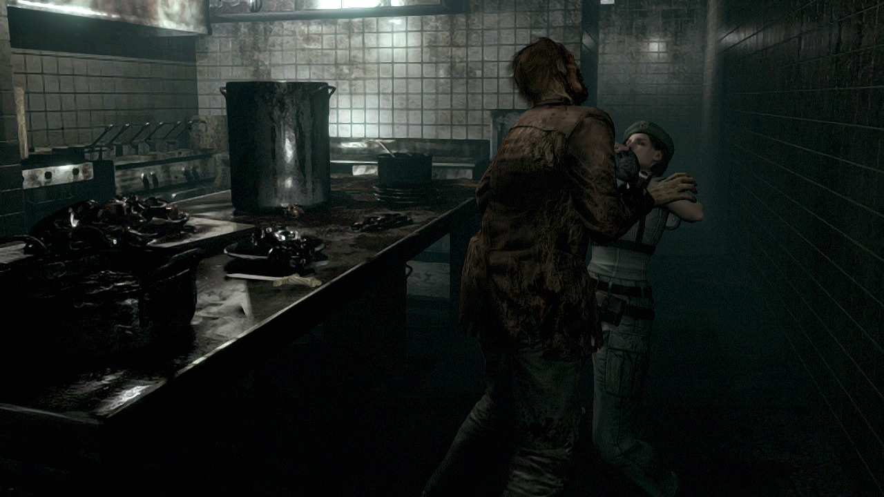 Resident Evil Rebirth HD : Images, et trailer de gameplay + DLC gratuit  Resident-evil-playstation-3-ps3-1407232942-006