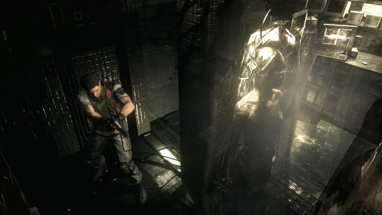 Resident Evil Rebirth HD : Images, et trailer de gameplay + DLC gratuit  Resident-evil-playstation-3-ps3-1407232942-010