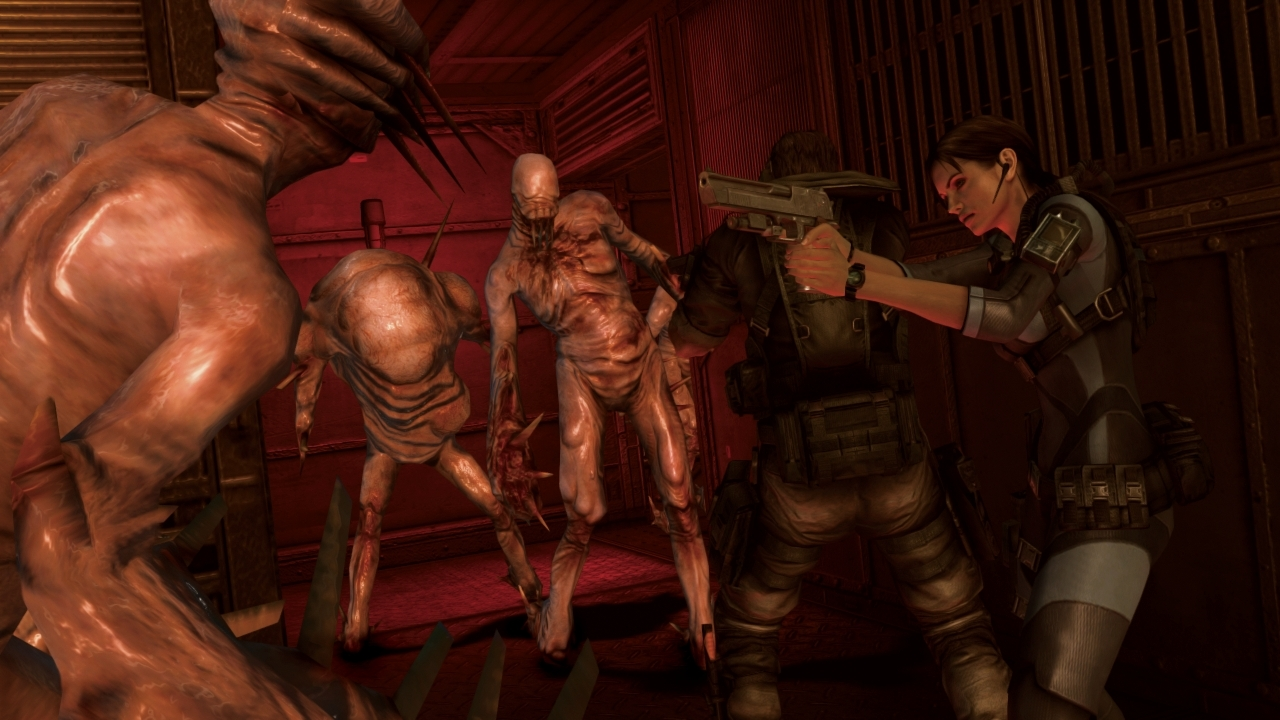 Images Resident Evil : Revelations PlayStation 3 - 8