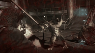Test Resident Evil : Revelations PlayStation 3 - Screenshot 85