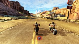 Test Ride to Hell : Retribution PlayStation 3 - Screenshot 27