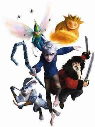 Images Les Cinq Légendes PlayStation 3 - 1