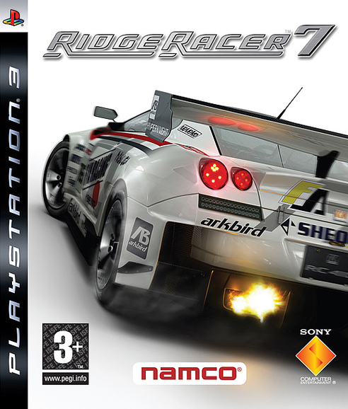 Ridge Racer 7 USA PS3 [FS]