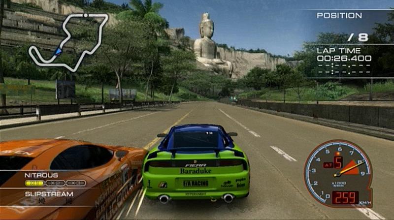 video de ridge racer 7