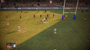 Test Rugby League Live 2 PlayStation 3 - Screenshot 22