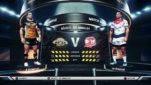 Test Rugby League Live 2 PlayStation 3 - Screenshot 24