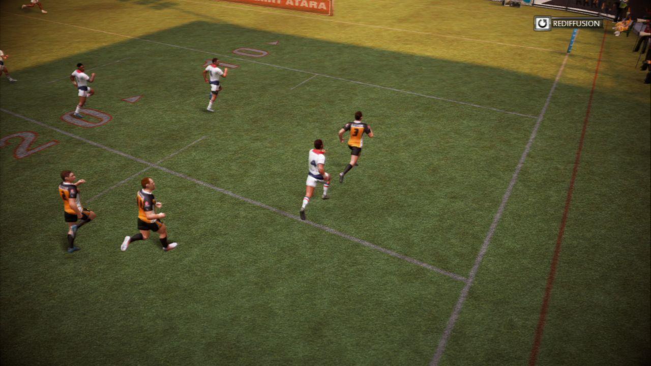 jeuxvideo.com Rugby League Live 2 - PlayStation 3 Image 28 sur 69