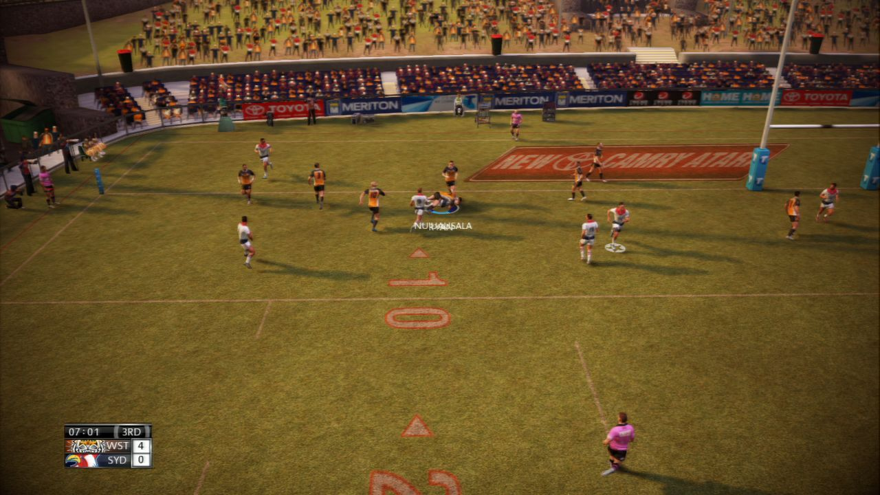 Images Rugby League Live 2 PlayStation 3 - 30
