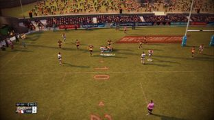 Test Rugby League Live 2 PlayStation 3 - Screenshot 28