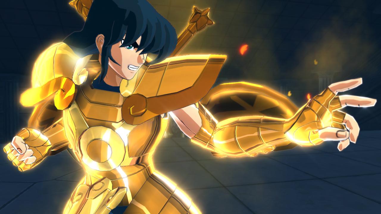 - Forum • Afficher le sujet - Saint Seiya Brave Soldiers (PS3
