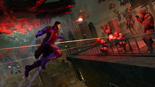 Aperçu Saints Row IV PlayStation 3 - Screenshot 4