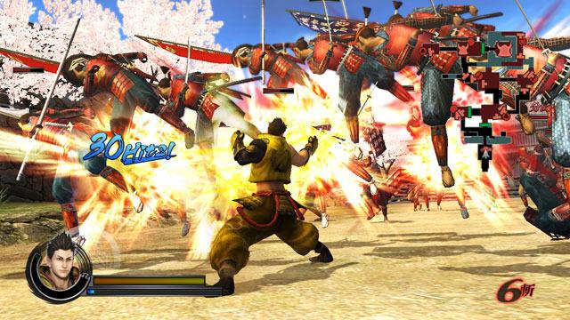 jeuxvideo.com Sengoku Basara Samurai Heroes - PlayStation 3 Image 384