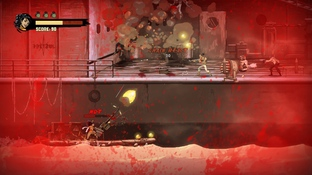 Shank 2 PS3 - Screenshot 36