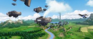 Sine Mora, la semaine prochaine sur PlayStation 3 et Vita