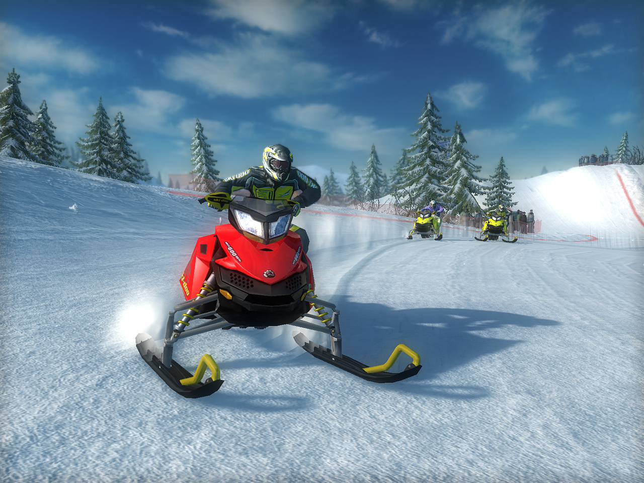 Images Ski Doo : Snowmobile Challenge PlayStation 3 - 15