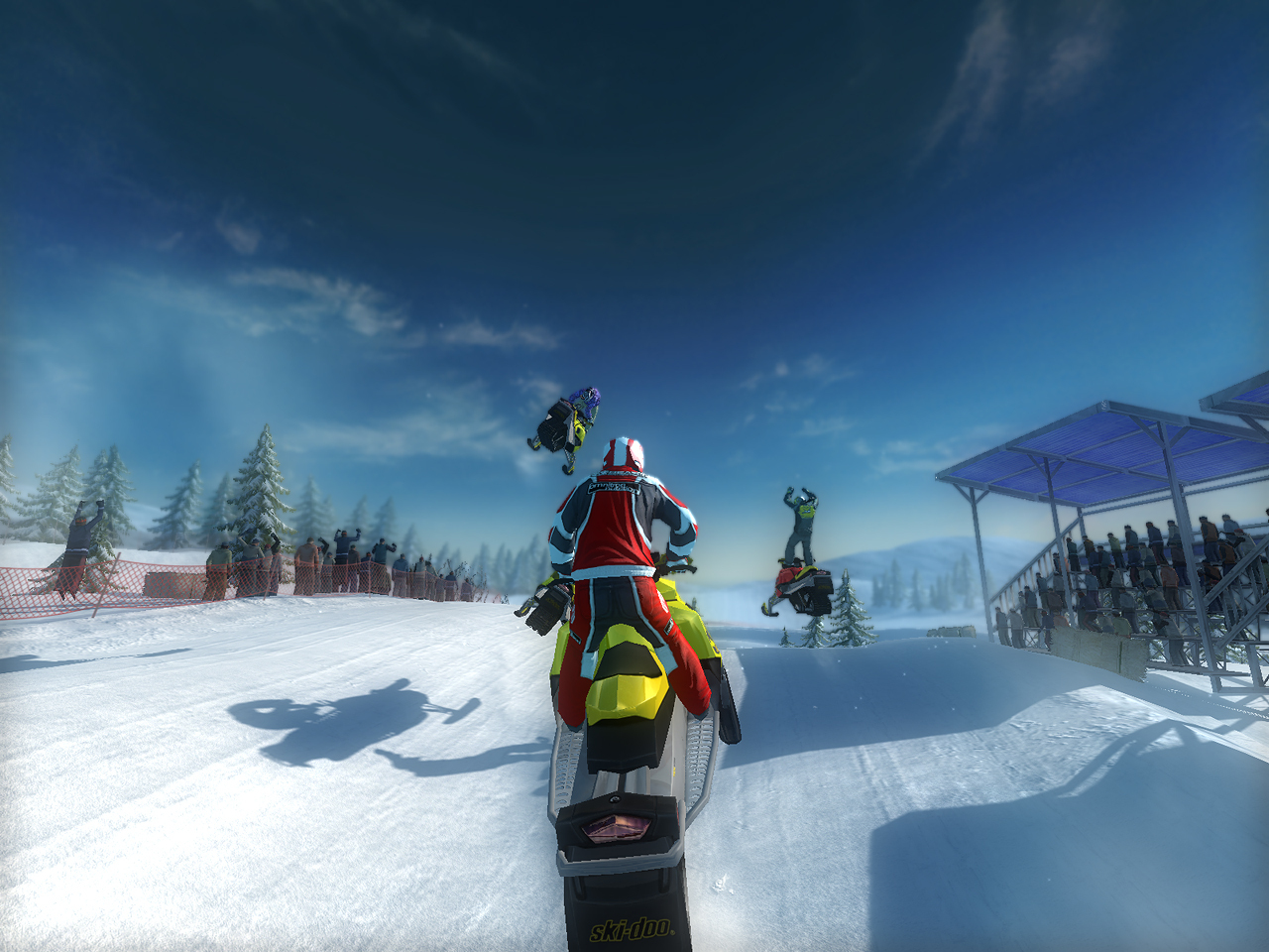 Images Ski Doo : Snowmobile Challenge PlayStation 3 - 16