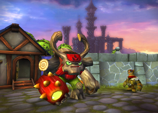 Aperçu Skylanders Giants - E3 2012 PlayStation 3 - Screenshot 3