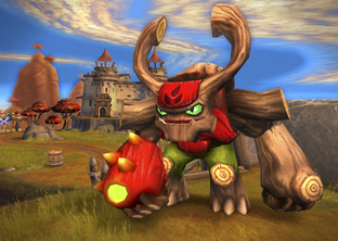 Aperçu Skylanders Giants - E3 2012 PlayStation 3 - Screenshot 4