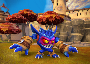 Aperçu Skylanders Giants - E3 2012 PlayStation 3 - Screenshot 5