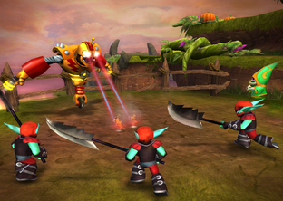 Aperçu Skylanders Giants - E3 2012 PlayStation 3 - Screenshot 7
