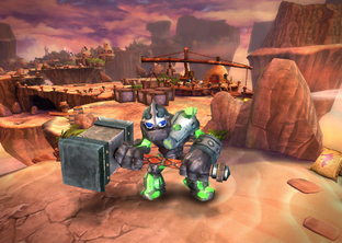 Pictures of Skylanders Giants