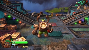 Test Skylanders Giants PlayStation 3 - Screenshot 28