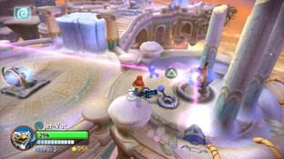 Test Skylanders Giants PlayStation 3 - Screenshot 29