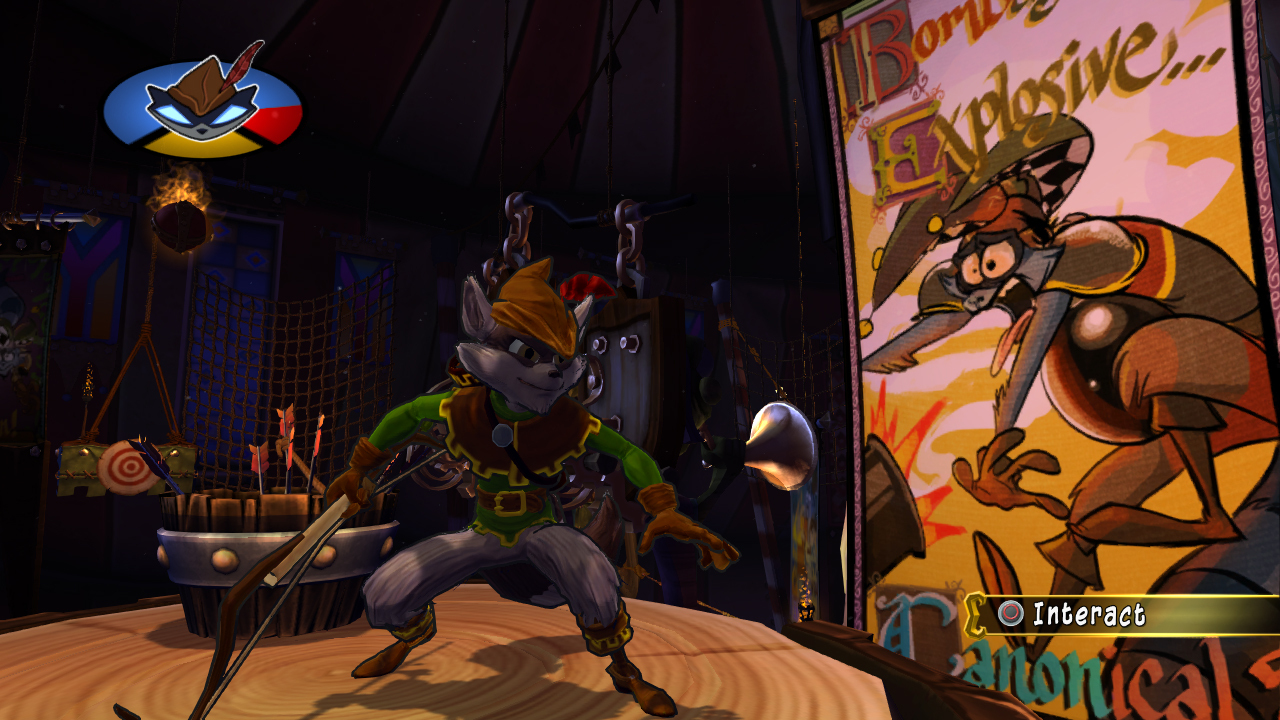 jeuxvideo.com Sly Cooper : Voleurs à travers le Temps - PlayStation 3