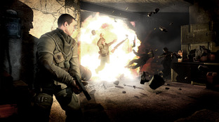Aperçu Sniper Elite V2 PlayStation 3 - Screenshot 5