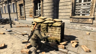 Test Sniper Elite V2 PlayStation 3 - Screenshot 12