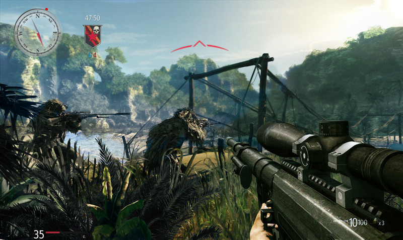 Sniper : Ghost Warrior PS3
