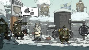 Aperçu Soldats Inconnus: Mémoires de la Grande Guerre PlayStation 3 - Screenshot 1
