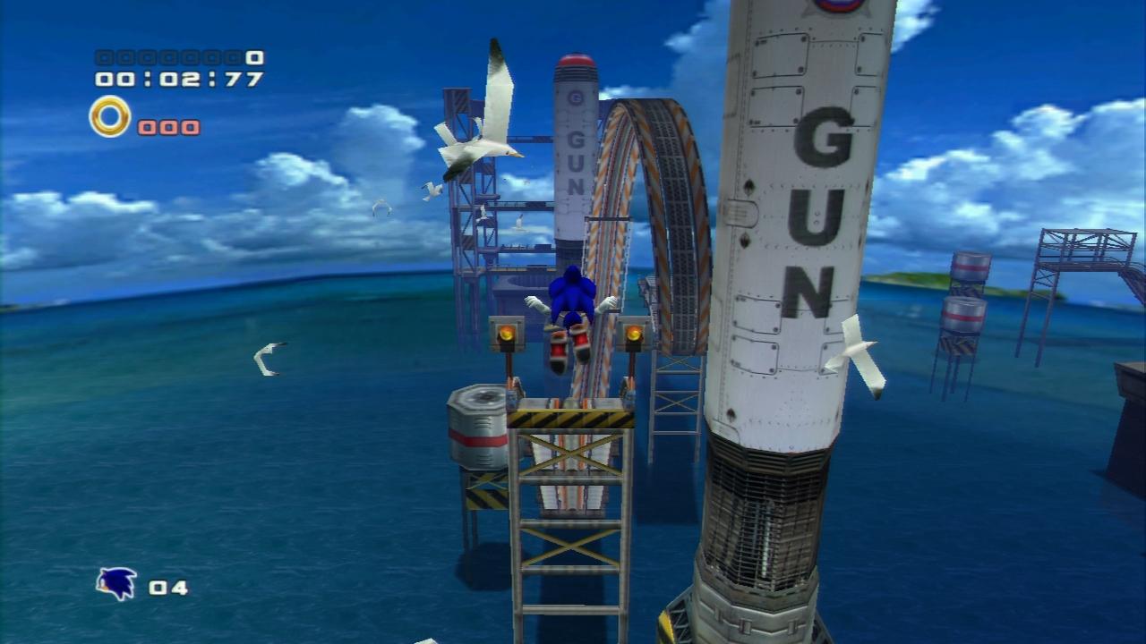 jeuxvideo.com Sonic Adventure 2 - PlayStation 3 Image 20 sur 45