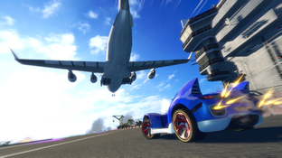 GC 2012 : Images de Sonic & All Stars Racing Transformed