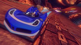 Sonic en forme en 2013