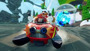 Sonic & All Stars Racing Transformed PS3 - Screenshot 53