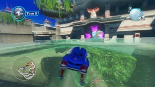 Test Sonic & All Stars Racing Transformed PlayStation 3 - Screenshot 61